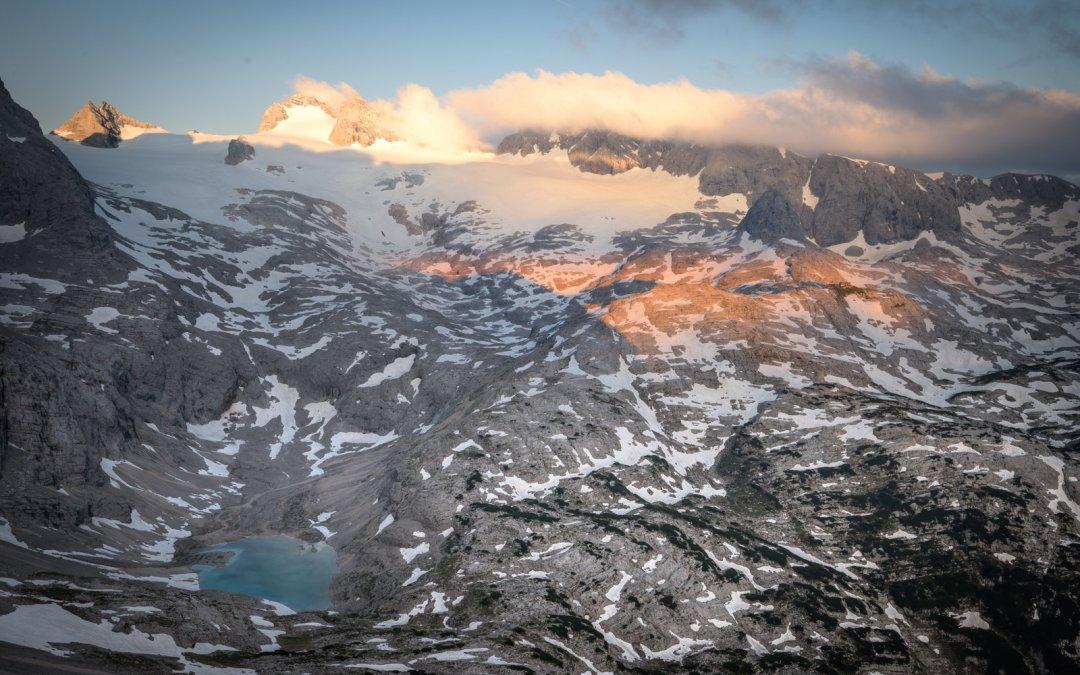 Gesichter im Eis – Dachstein
